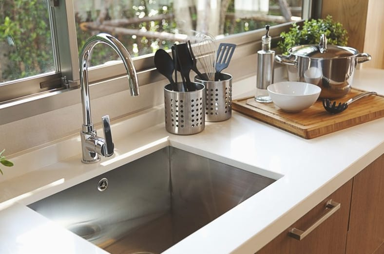 How To Replace Install A Brand New Sink In Your Kitchen