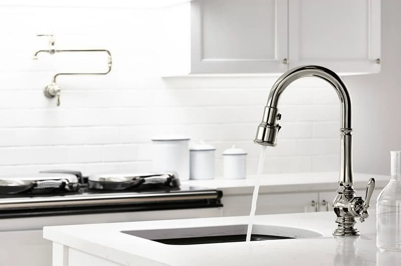Tips For Fixing A Leaking Kitchen Faucet