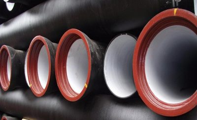 cast iron black pipes