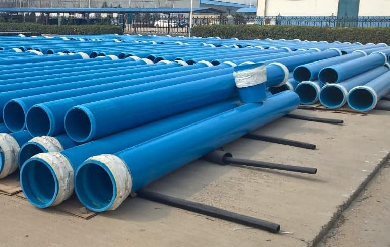 pvc pipes for underground use